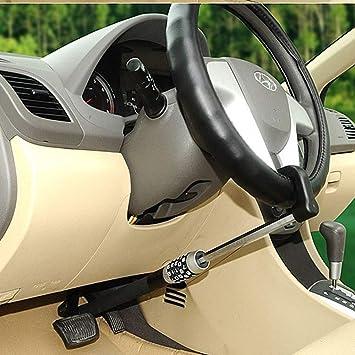 xj Bloqueo de código de Coche,Dispositivo antirrobo para automóvil, Pedal de Freno/