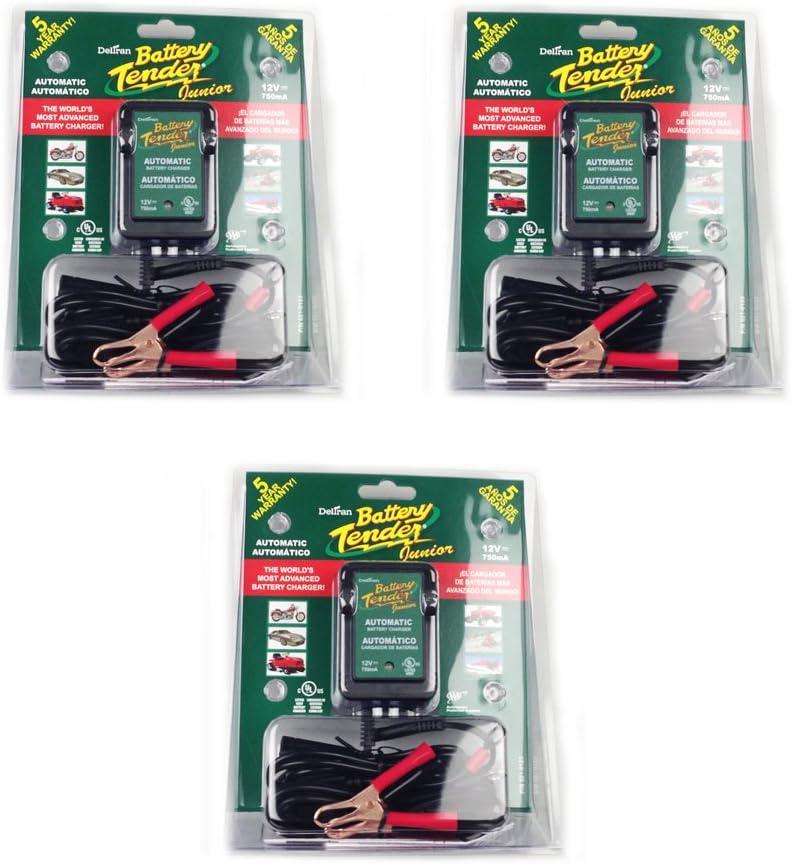 Deltran Battery Tender Jr 12V Maintainer Charger 12 Volt Trickle Junior 021-0123