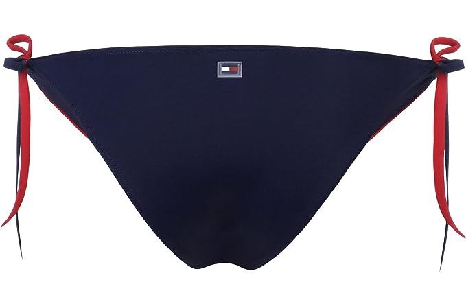 819de56a04435 Tommy Hilfiger Women Tommy Hilfiger Cheeky Side Tie Bikini