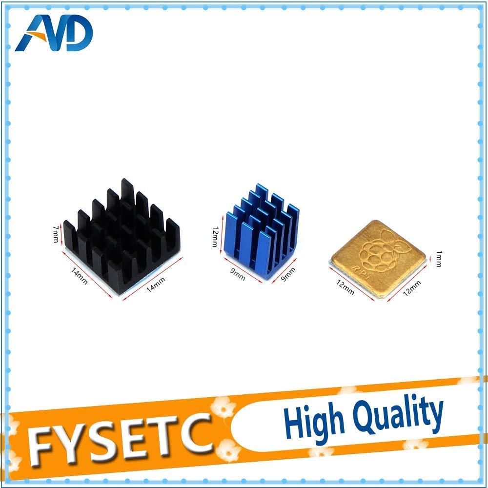 AiCheaX - Kit de radiador para radiador de aluminio puro de cobre ...