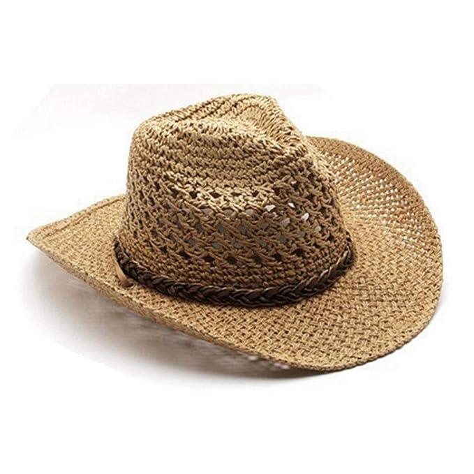 August Jim Sombreros de Paja para Mujer c1ea10426c9