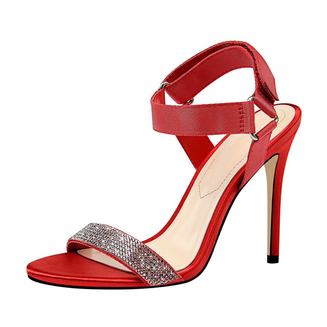 MGM-Joymod , Mules Mules Femme B0168656LW Femme Red a919fa7 - shopssong.space