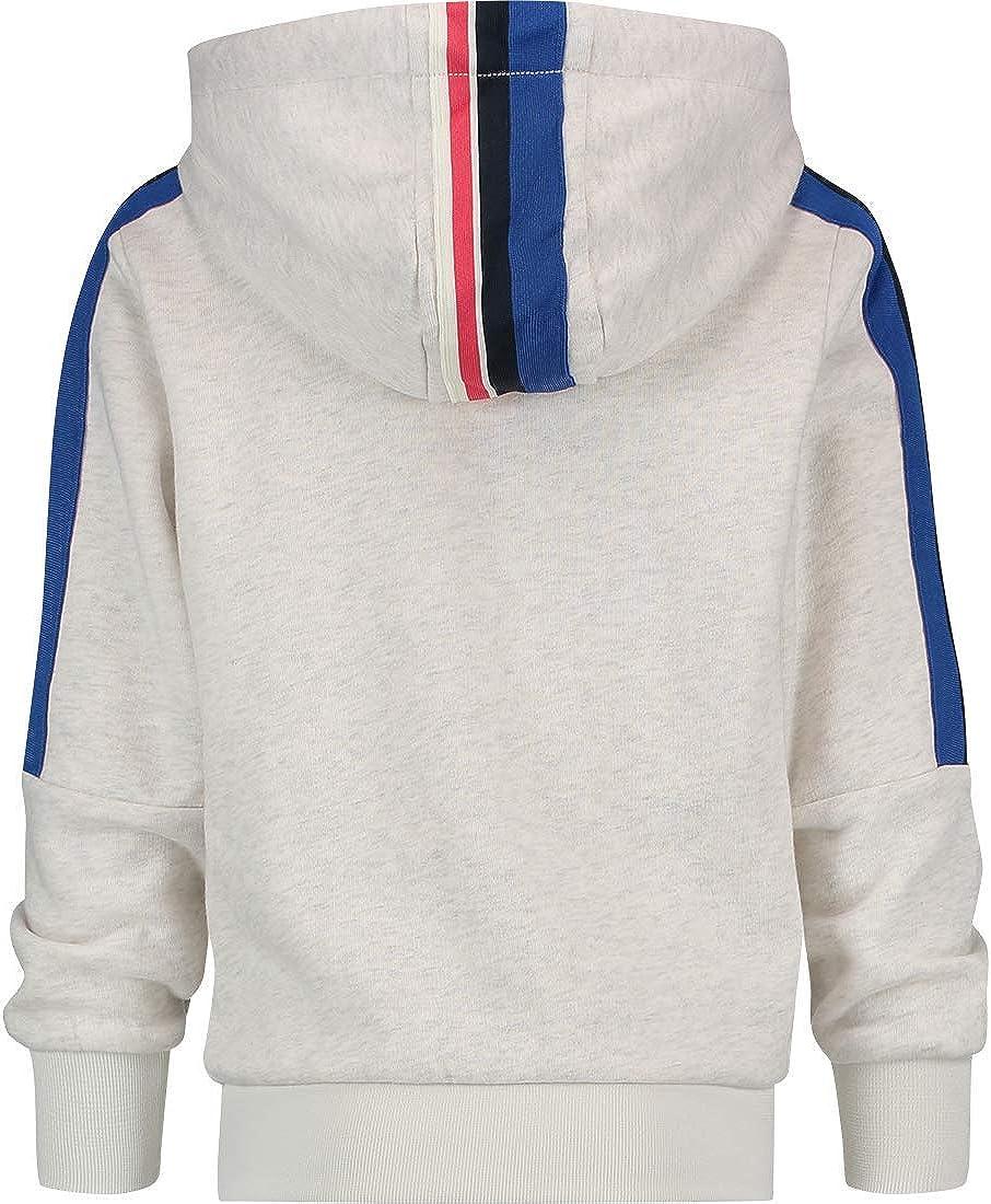 Light Grey Melee Fb Vingino Boys Hoodie Kapuzen-Sweatshirt Norapido