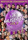 DVD Accordéon ''1, 2, 3 Musette Vol.06'' (Double DVD)