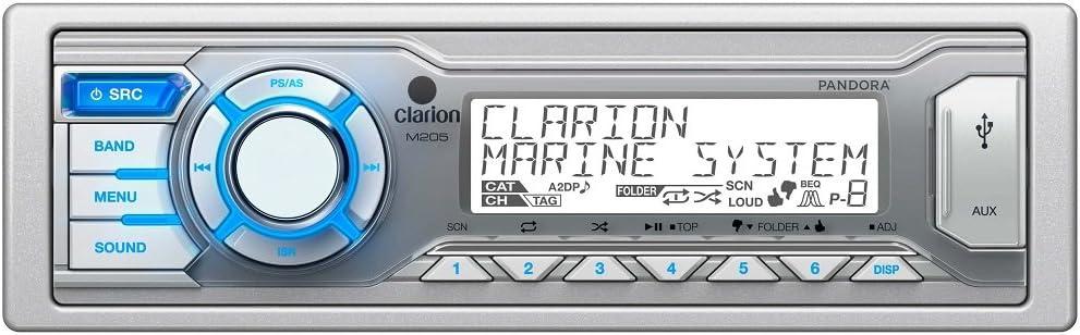 Clarion M508 Wiring Diagram