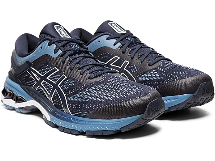 ASICS Gel-Kayano 26, Zapatillas de Running para Hombre: Amazon.es ...