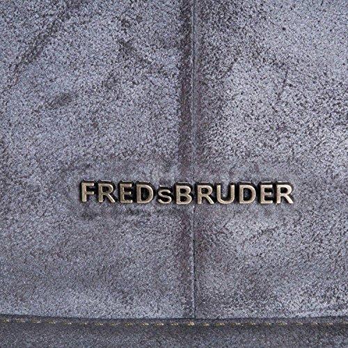 FredsBruder Spike Borsa hobo rosa