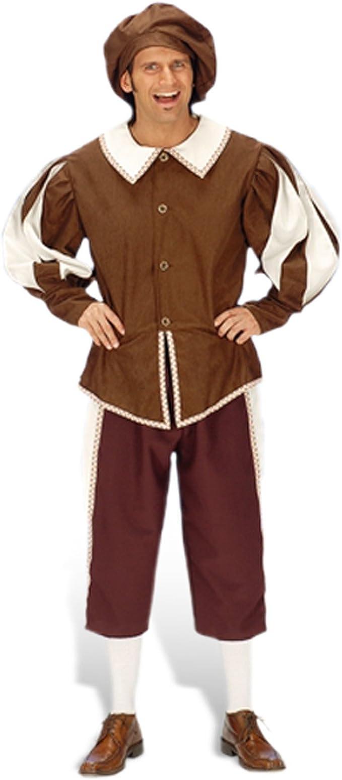Disfraz medieval de cantinero - Hombre - 54/56: Amazon.es: Ropa y ...