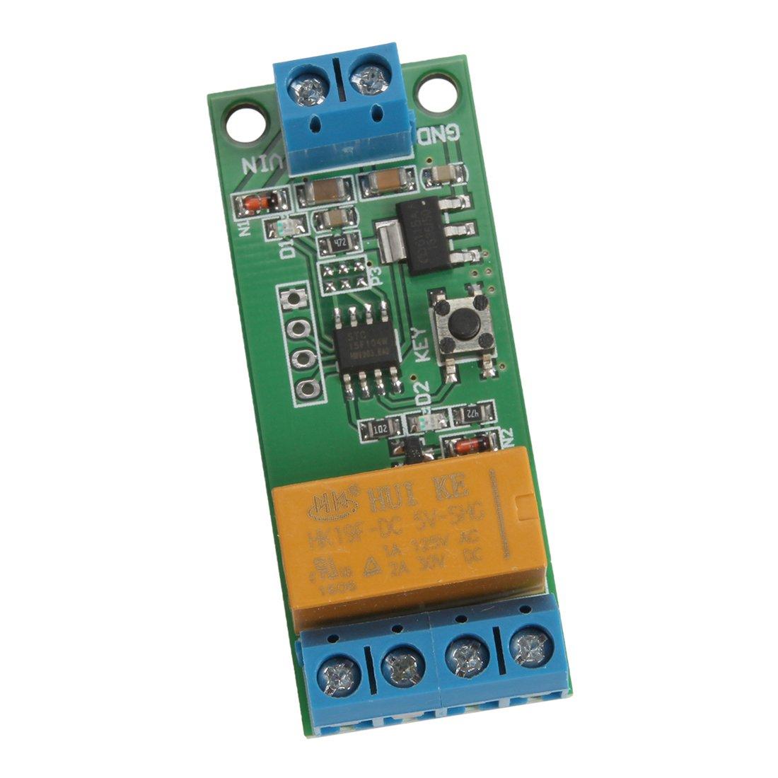 Vanki 5v 6v 9v Dc Motor Reverse Polarity Cyclic Timer Switch Time Automatic By Relay Repeater Delay 1pcs