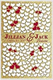 Personalized Wedding Guestbook Alternative Sign Poster Guest Signatures 200 Hearts Gold Sparkle Red - any color combo