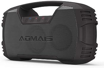 AOMAIS GO 30W Wireless Stereo Pairing Booming Bass Speaker