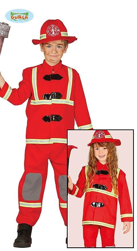 grande vendita Nuova vendita a buon mercato usa Fiestas Guirca Costume da Vigile del Fuoco Pompiere Bambino