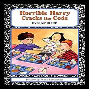 Horrible Harry Cracks the Code Audiobook