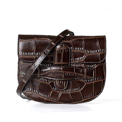 863718c332a7 Amazon.com: Kommschonff Womens Handbag Shoulder Bag Crocodile Lady ...