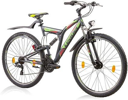 Tretwerk Sport 24 Zoll ATB Mountainbike Grau