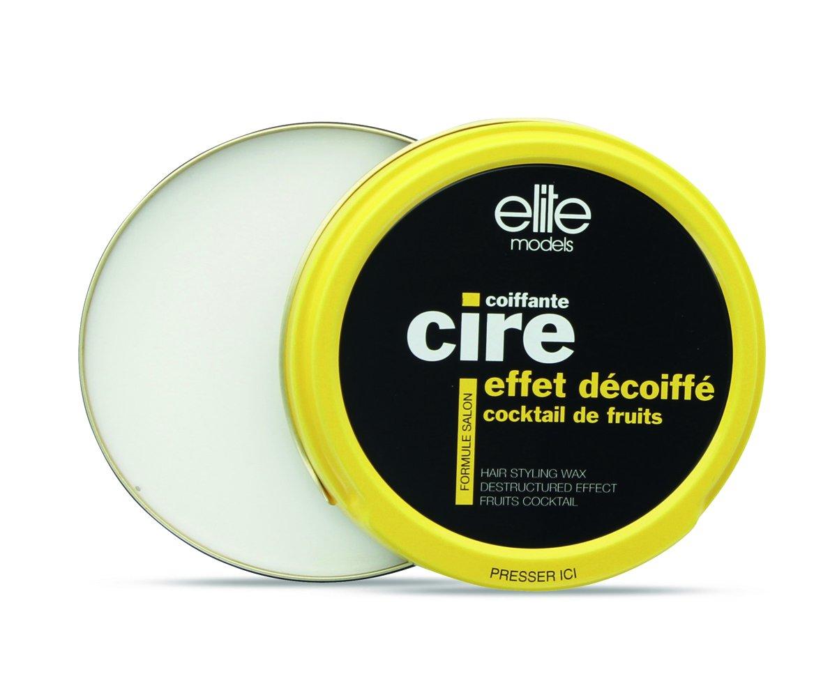 Elite Models Cire Coiffante Effet Décoiffé Cocktail de Fruits 054764