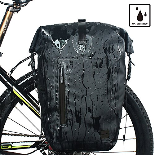 Best Bike Seat Bags And Panniers Reviews 2019 August Update