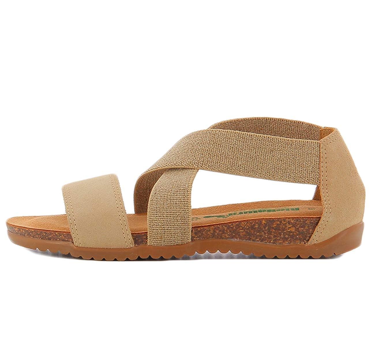 BioNatura Sandalo 34 A 825 Beige Beige Beige d0a91b