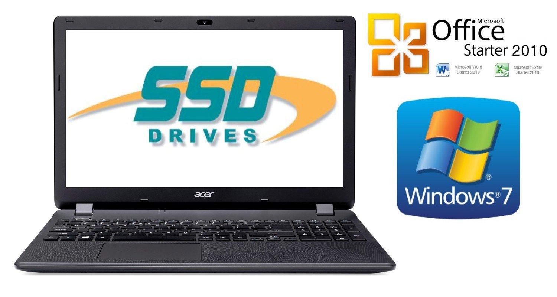 Ordenador Portatil Acer 2508 ~ 128 GB SSD ~ 8 GB Memoria ~ Windows ...