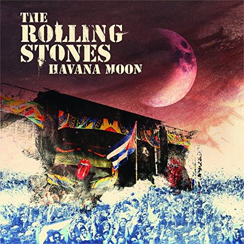 Havana Moon [3 LP/DVD - Rolling Stones Live Vinyl