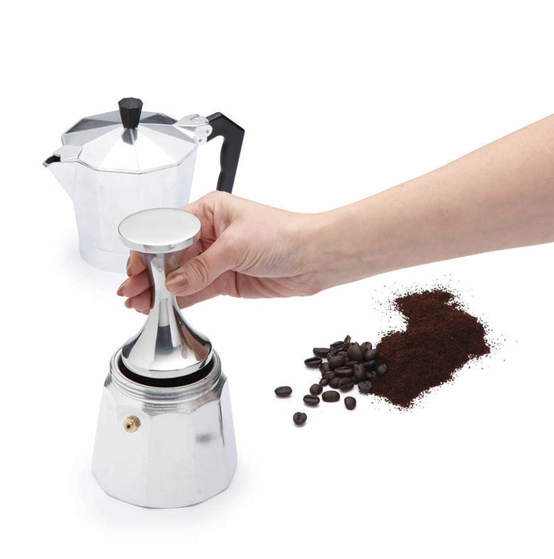 en acero inoxidable Kitchen Craft KCLXCOFTAMPER Le Express Prensador para caf/é