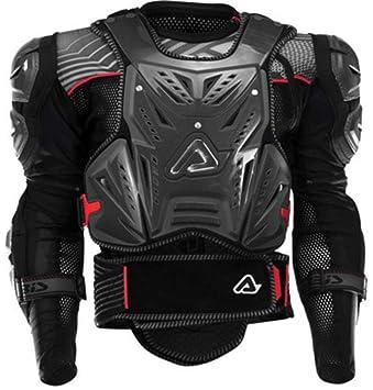 L//XL Acerbis Protektorjacke Cosmo 2.0 Schwarz Gr