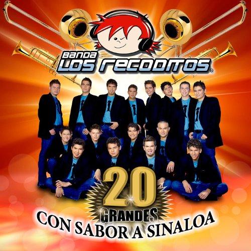 20 Grandes Con Sabor A Sinaloa