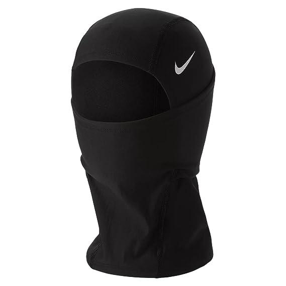 Pro Hypewarm Hood Balaclava NIKE balaclava face protection (One Size -  black) 664a4cd0d36