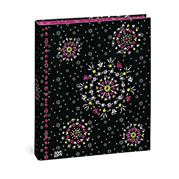 Busquets - Archivador 4 anillas 3,5 sparkly: Amazon.es: Oficina y papelería