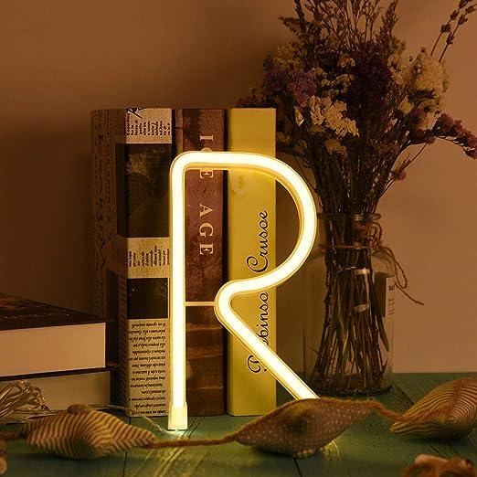Letreros de neón Luz nocturna Luces LED de marquesina Arte ...