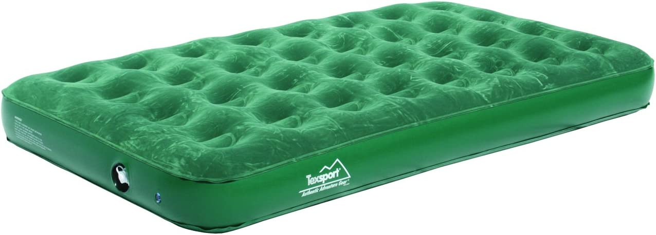 Texsport Deluxe Inflatable Airbed Mattress