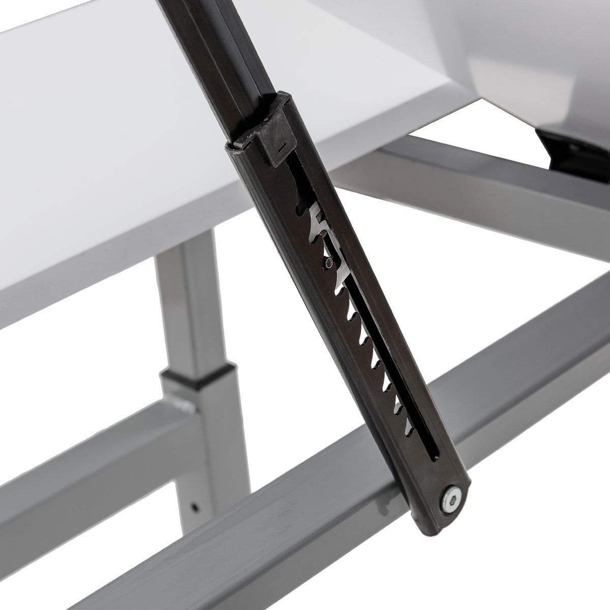 Seleq Adjustable Steel Frame Drawing Desk Drafting Table by Seleq (Image #7)