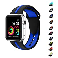 Deals on Thin Blue Line Watch Band for Apple Watch