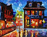 GERMAN STREET is a One-of-a-Kind, ORIGINAL OIL PAINTING ON CANVAS by Leonid AFREMOV. We asked Leonid to paint some new and exciting ORIGINALS just for our collectors in the USA. These are some of the most beautiful pieces Leonid has ever painted for ...