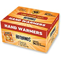 HotHands Hand Warmers - Long Lasting Safe Natural Odorless Air Activated Warmers - Up to 10 Hours of Heat