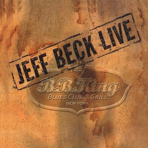 CD : Jeff Beck - Live At B.B. King Blues Club (Limited Edition, Remastered, Collector's Edition, Digipack Packaging)