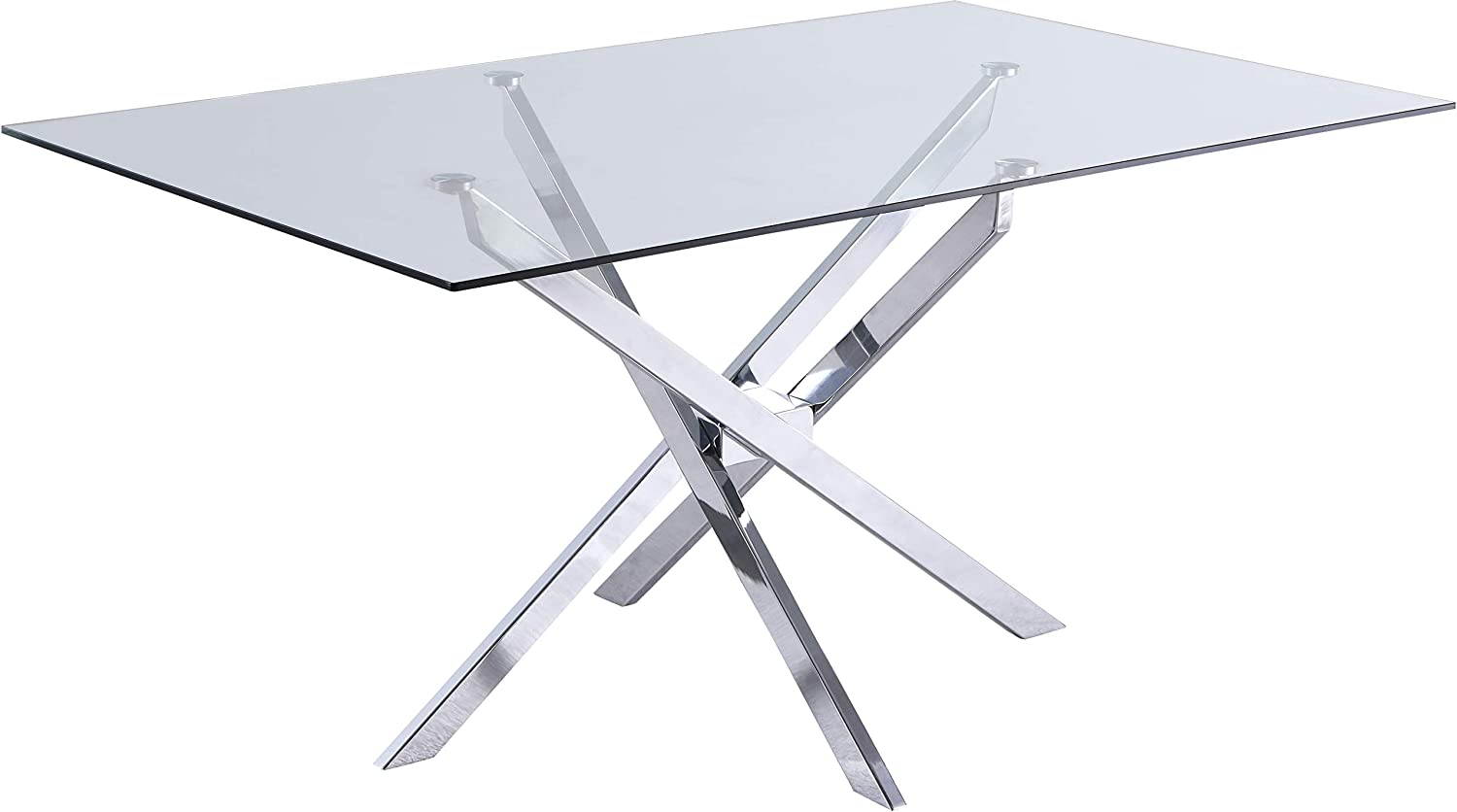 """Meridian Furniture Xander Collection Modern 