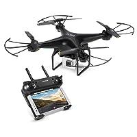 GoolRC T106 Drone con 2.0MP WIFI FPV Altitude Hold 3D-flip Modalità Senza Testa RTF RC Quadcopter