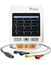 Prince 180D Farbbildschirm 3-Kanal-EKG-Handheld-Monitor - Continuous Mode Deluxe Set