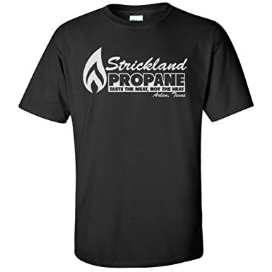 King of the Hill, Strickland Propane, Hank Hill Shirt
