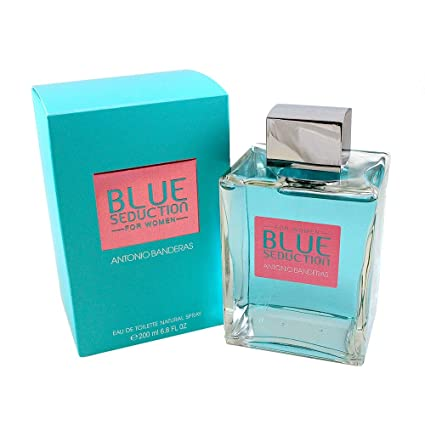 Antonio Banderas - Blue Seduction Woman, 200 ml