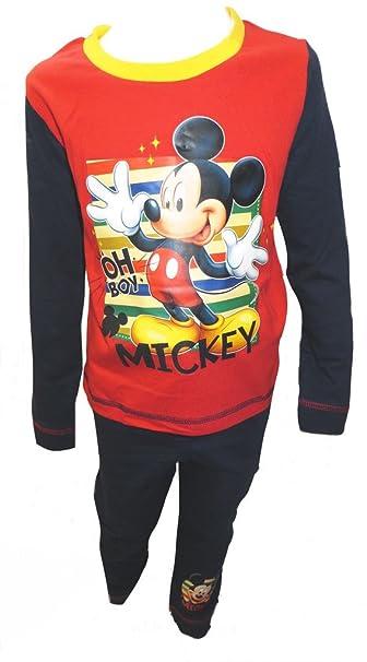 Disney Mickey Mouse pijamas de niño 18-24 meses