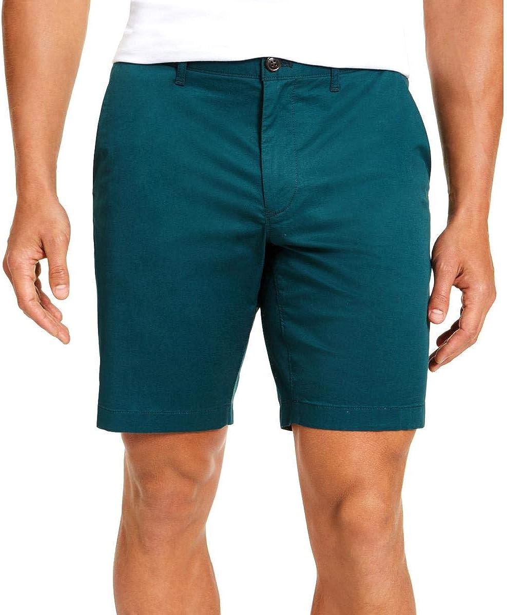 Michael Kors Mens Chino Walking Casual Shorts