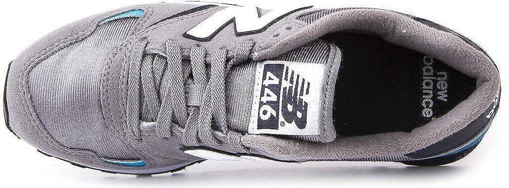 New Balance U446 Chaussures Femme, Gris, 39.5: