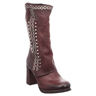 size 40 4ee22 2d4a7 AS98 | Airstep | Stiefel - Rot | falun, Farbe:Rot;Größe:39 ...