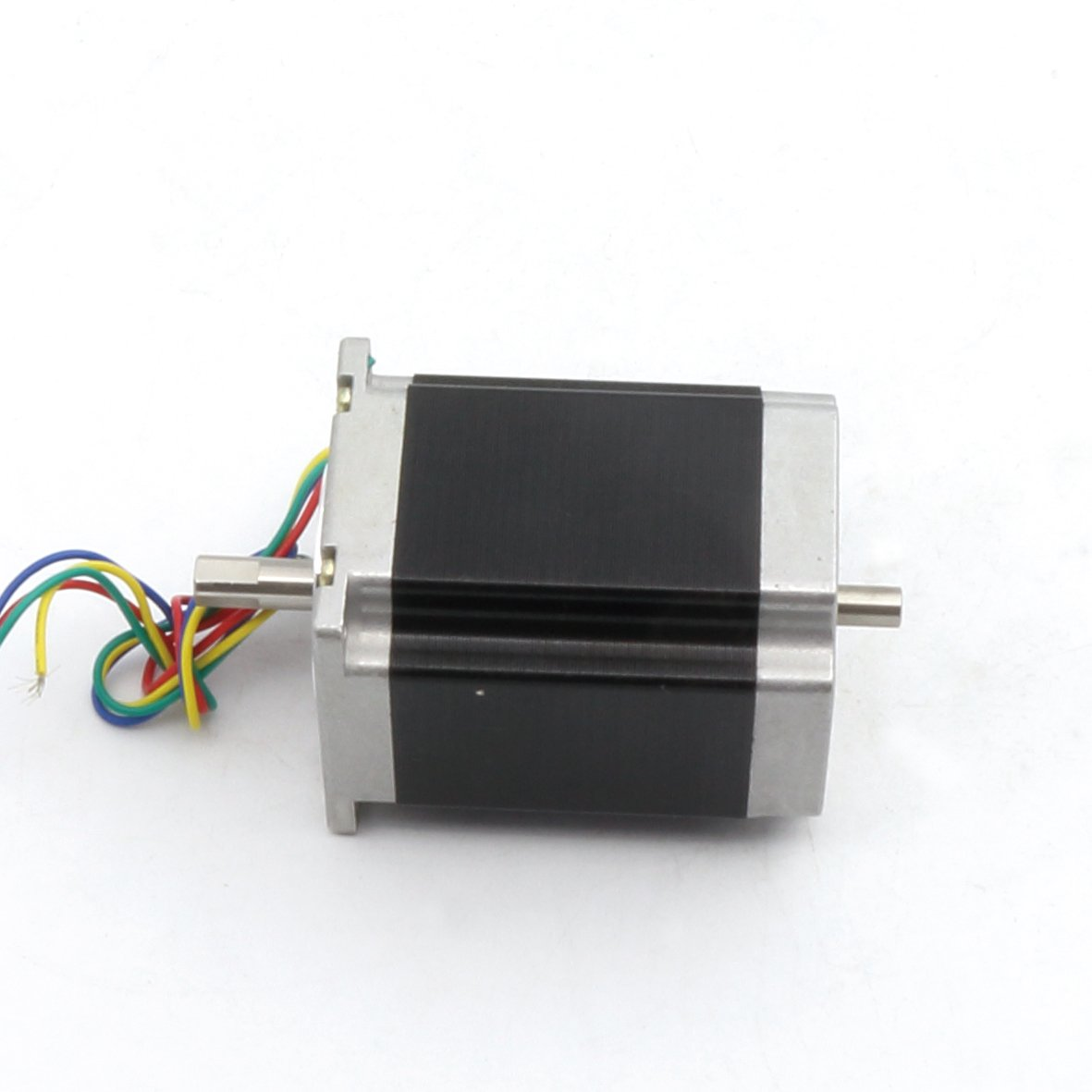 3 Axis Controller Kit Nema23 270oz In Cnc Stepper Motor Dual Shaft How To Wire Breaker Box Diagram 6 Color Codes 76mm 3a Tb6560 Driver 350w 24v Power Supply For Router