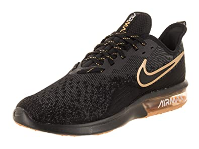 e512b1c4d35 Nike Men's Air Max Sequent 4 Black Running Shoes (AO4485-005): Buy Online  at Low Prices in India - Amazon.in