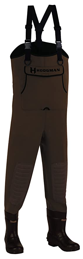 Best Fishing Waders : Hodgman Caster Neoprene Cleated Bootfoot Chest Waders