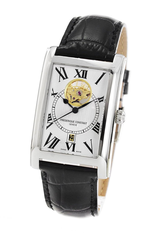 フレデリックコンスタント クラシック カレ ハートビート 腕時計 メンズ FREDERIQUE CONSTANT 315MS4C26[並行輸入品] B015GXMKTE
