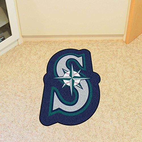 StarSun Depot Washington Mascot Mat MLB - Seattle Mariners 27